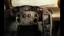 McLaren P1 GTR fará estreia no Salão de Genebra