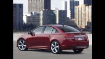 Chevrolet suspende as vendas do Cruze nos EUA sem explicação