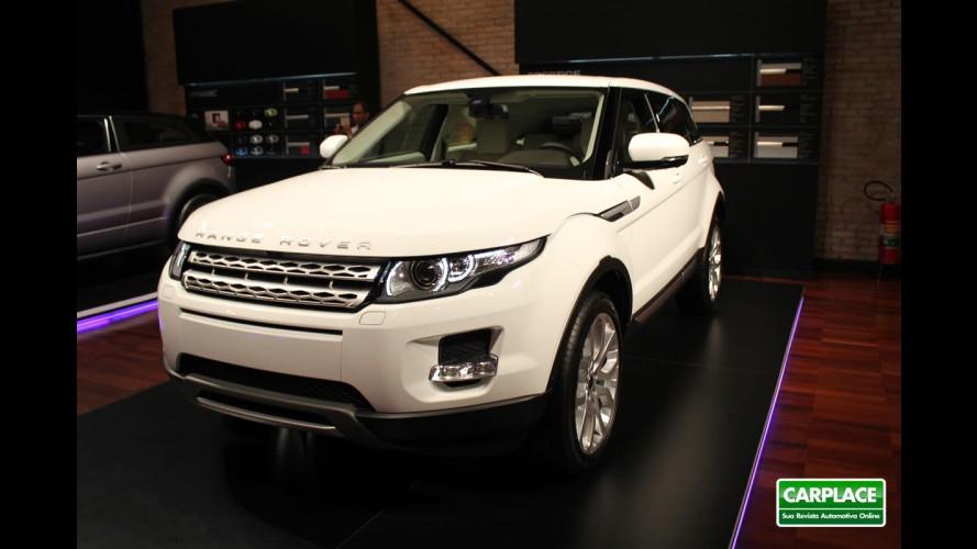 Land Rover convoca recall para quatro unidades do Range Rover Evoque no Brasil