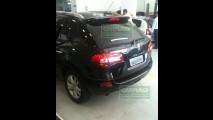 Exclusivo: Renault Koleos é flagrado no Brasil