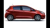 Novo Toyota Yaris para Europa é revelado em primeiras imagens oficiais