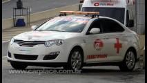 MG 550 1.8 Turbo chega ao Brasil por R$ 120 mil - Veja detalhes em fotos exclusivas