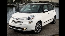 Fiat 500L tem 30 mil unidades envolvidas em recall por falha nos airbags