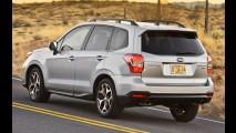 Subaru faz recall do Forester no Brasil por risco de desligamento do motor