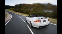 Salão de Los Angeles: Jaguar revela primeiras imagens oficiais do XKR-S Convertible