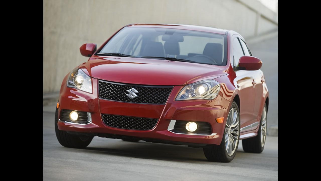 Suzuki encerra venda de carros nos Estados Unidos e divisão pede falência
