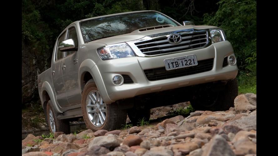 Picapes médias e caminhões leves deverão contar com airbag e freios ABS de série a partir de 2013