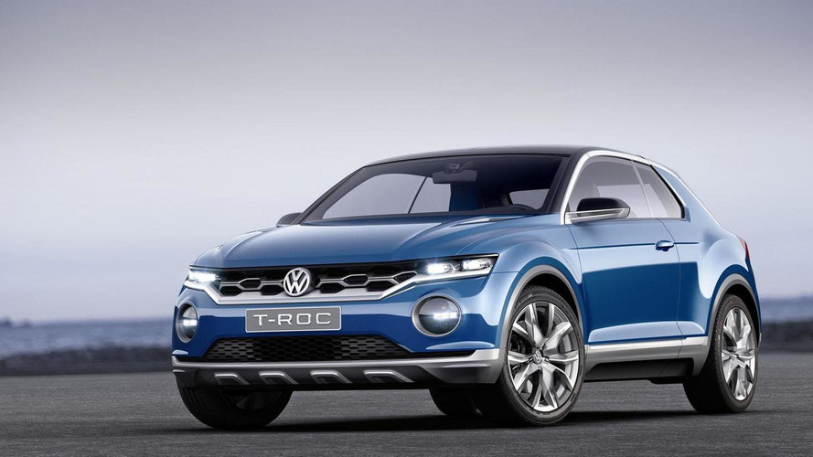 Volkswagen T-ROC concept will likely go into production - report