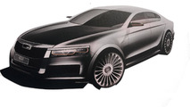 Qoros working on BMW 5-Series-sized model and seven-seat SUV