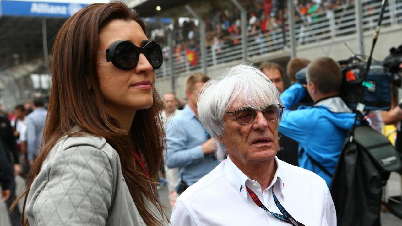 Bernie Ecclestone (GBR), 24.11.2013, Brazilian Grand Prix, Sao Paulo / XPB