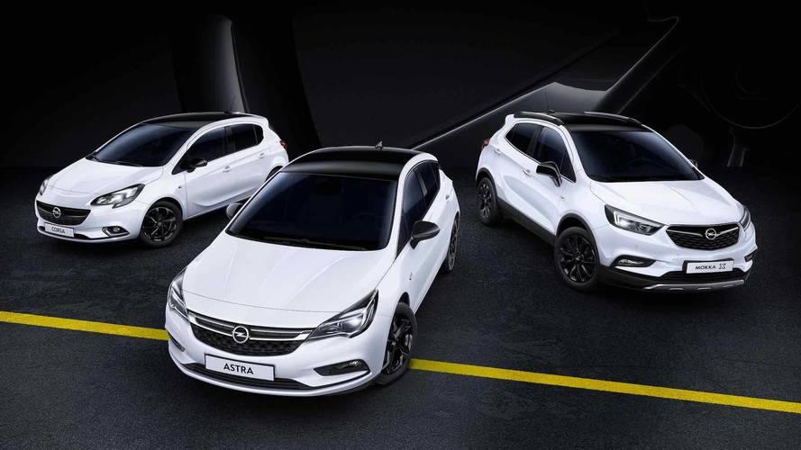 Black Edition, nueva edición especial de Opel