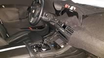 BMW X7 kabin casus fotoğraflar
