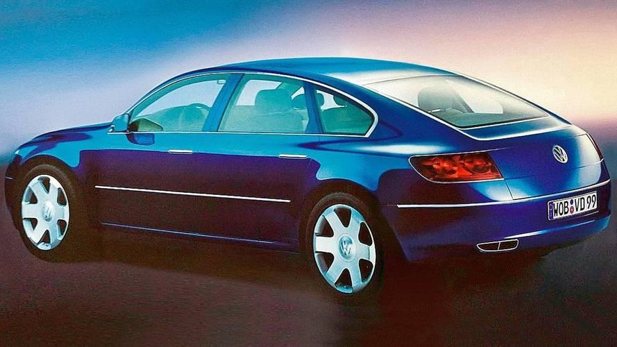 Unuttuğumuz Konseptler: 1999 VW Concept D