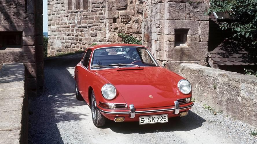 Pourquoi la Porsche 911 s'appelle 911 ?