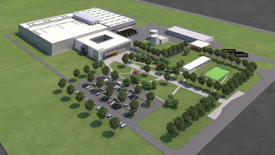 Debrecenben építi fel új üzemét a Continental Automotive Hungary