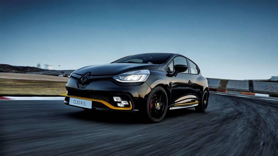 Renault Sport dévoile le prix de sa Clio RS 18