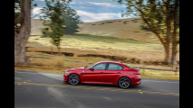 Alfa Romeo Giulia Quadrifoglio USA, primo test su strada 028