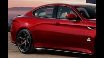 Alfa Romeo Alfetta Concept by Thorsten Krisch
