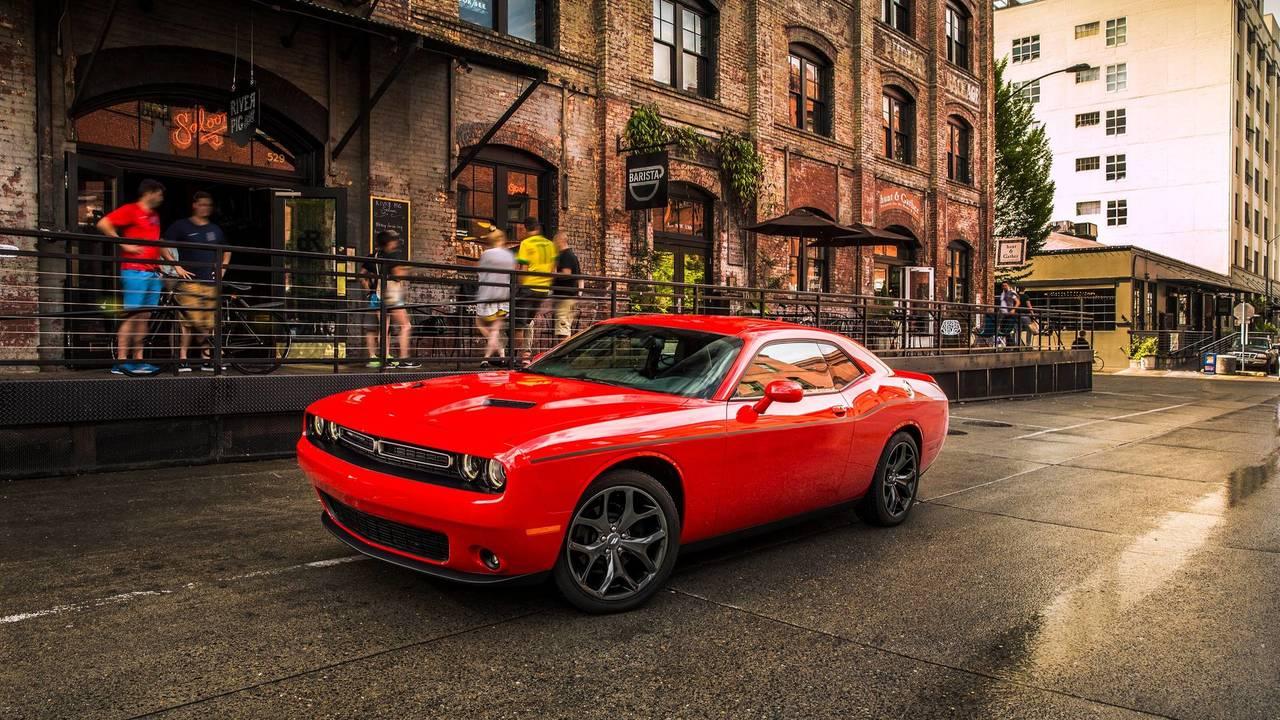 6. Dodge Challenger