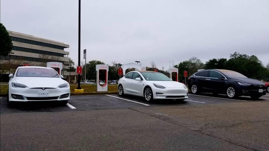 Essai Tesla Model 3 Road Trip