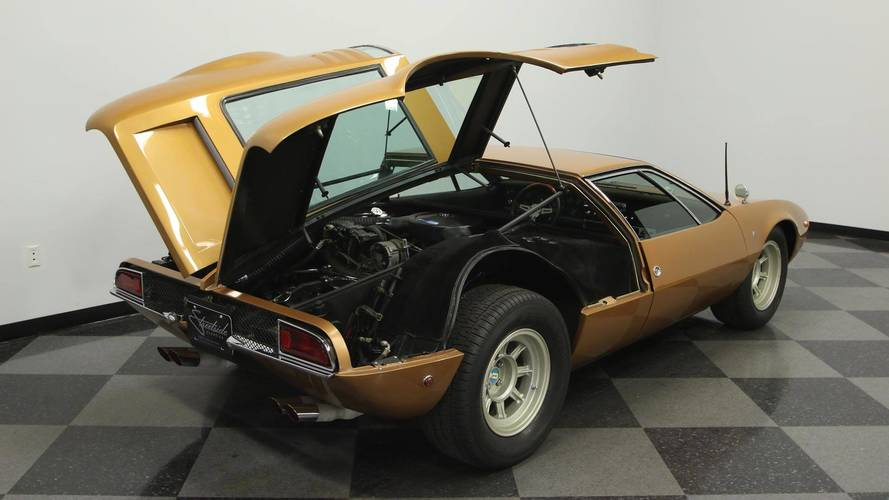 1969 De Tomaso Mangusta For Sale