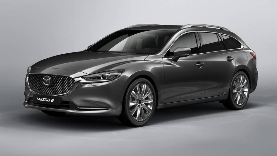 2018 Mazda6 Wagon To Blend Beauty With Practicality In Geneva