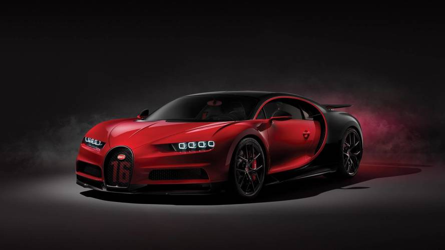 Bugatti Recalls Chirons In U.S. For Issue With Side Airbags