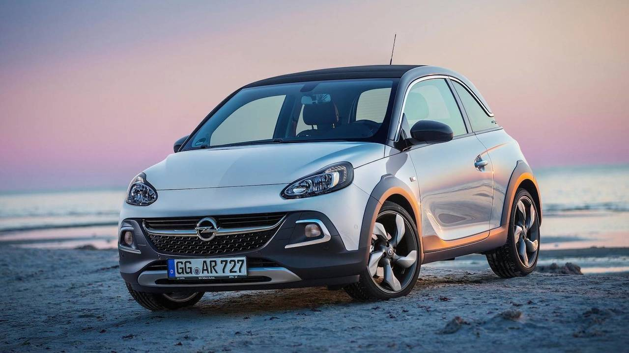 Opel Adam Rocks 2018