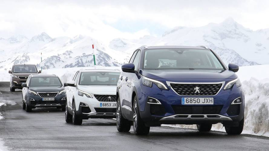 Peugeot Winter Experience 2018, despidiendo al invierno