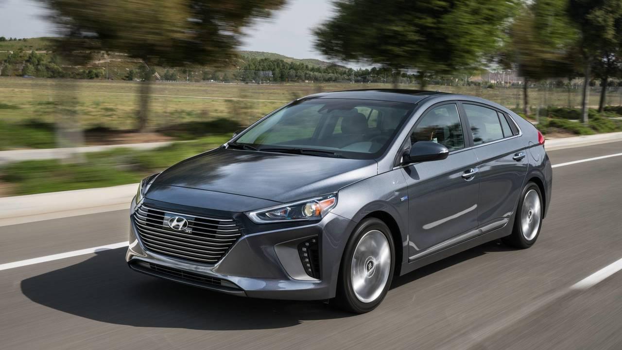 5. Hyundai Ioniq Plug-In Hybrid