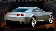 Chevrolet Camaro: Right Hand Drive Plans