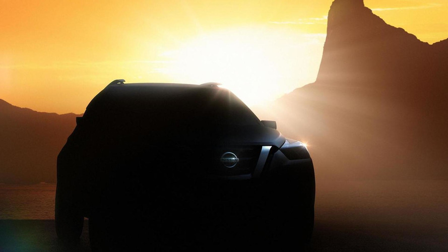 Nissan teases a mysterious concept for the Sao Paulo Motor Show