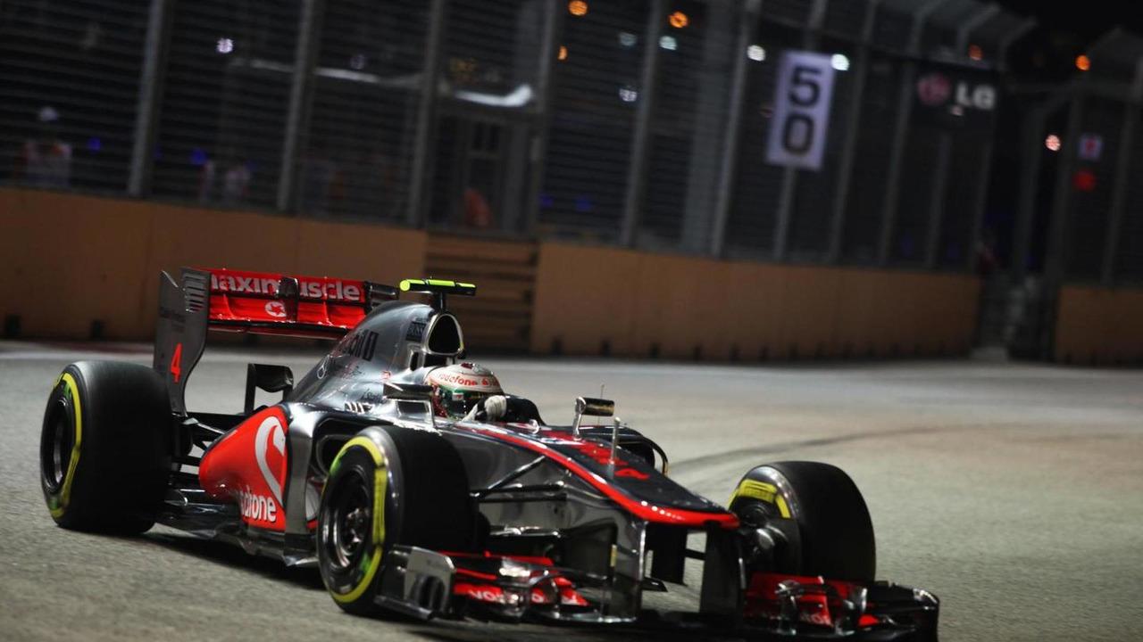 Lewis Hamilton (GBR), 23.09.2012, Singapore Grand Prix, Singapore / XPB