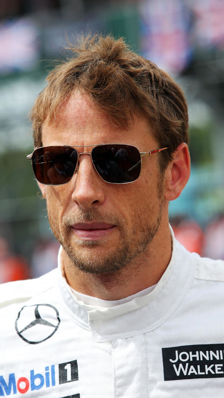 Jenson Button (GBR), 06.07.2014, British Grand Prix, Silverstone / XPB