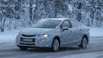 Chevrolet Cruze spy photo