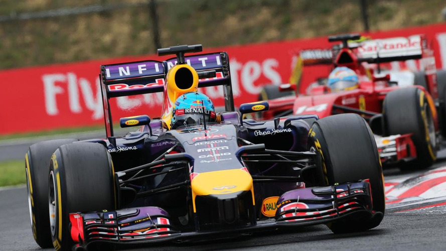 Vettel made 'many mistakes' in 2014 - Webber
