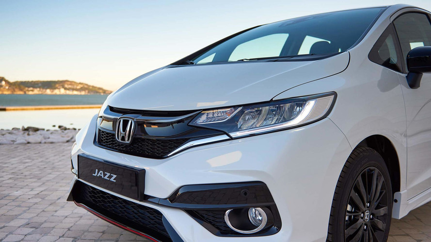 New Sport Model for 2018 Honda Jazz