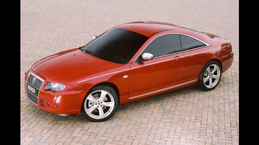 Englands Finest – Rover 75 und MG TF als Coupé-Studien
