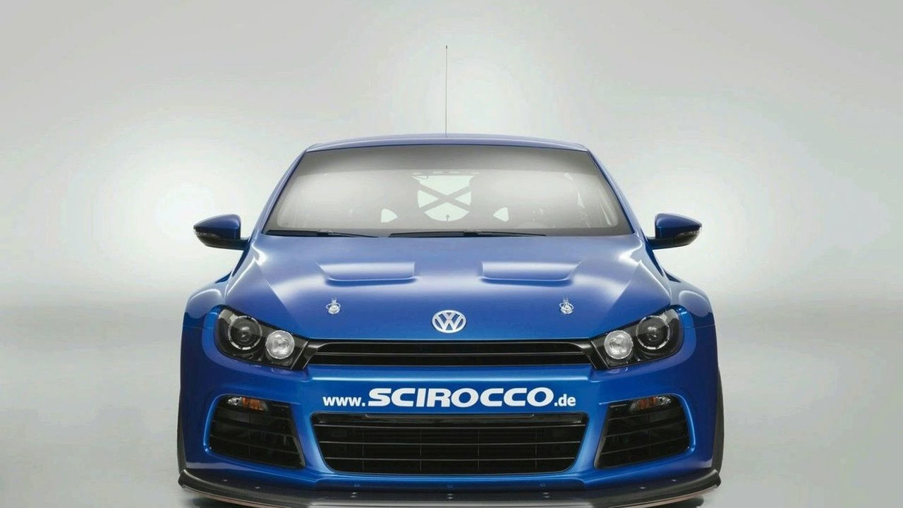 VW Scirocco GT24