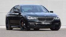 BMW 750D par G-Power