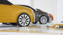 VW T-Roc 2018, capturas de pantalla