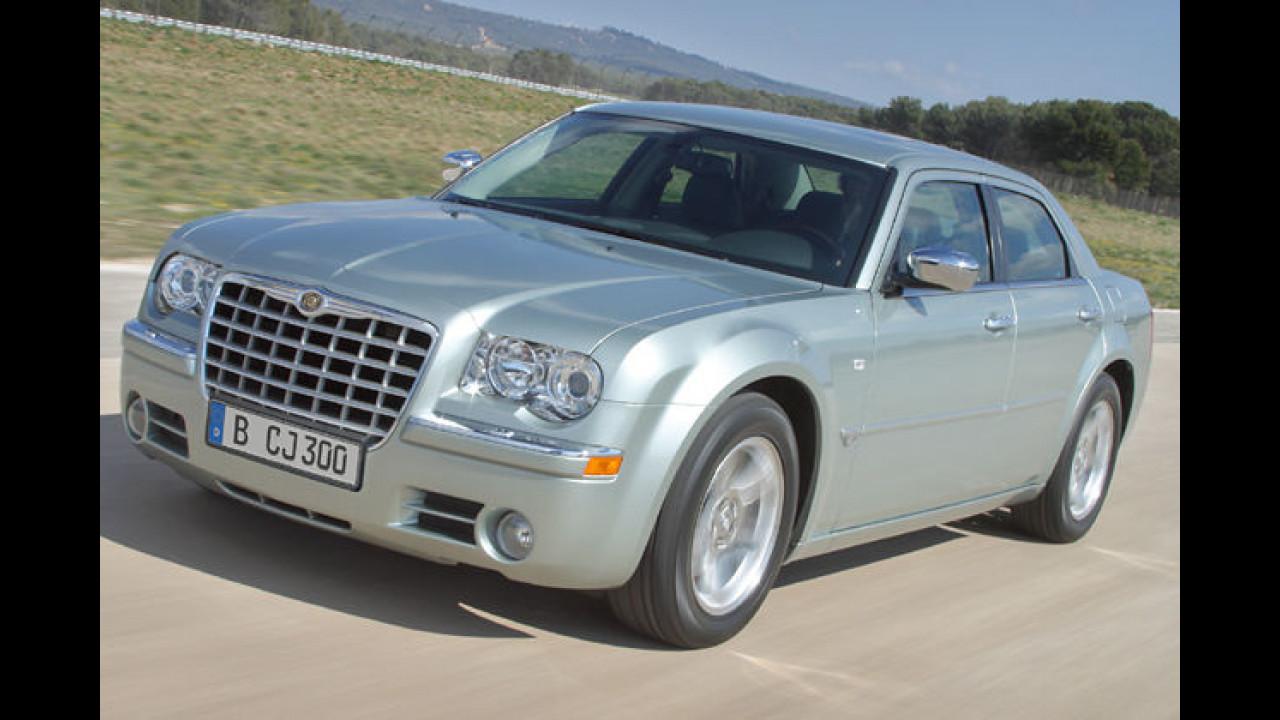 Chrysler 300C 3.0 V6 CRD DPF
