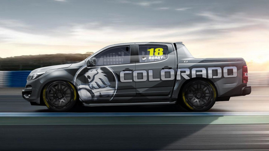 Chevrolet S10 vai virar picape de corrida nas mãos da Holden