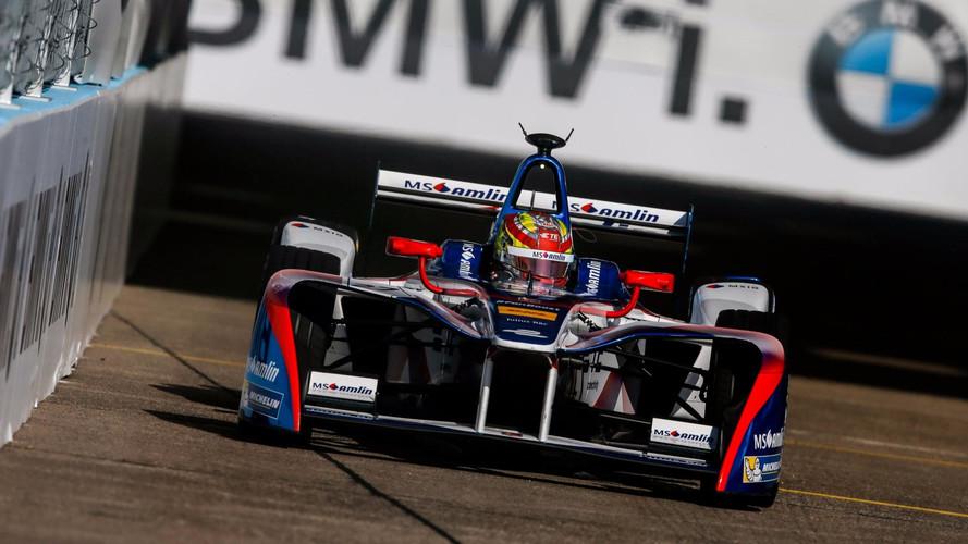 Formula E - BMW confirme son engagement pour la prochaine saison