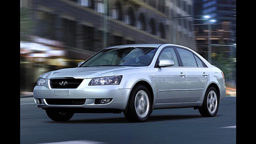 Hyundai Sonata: Vierte Generation kommt richtig gut an