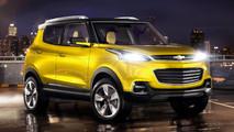 Chevrolet Adra deve inspirar substituto do Tracker