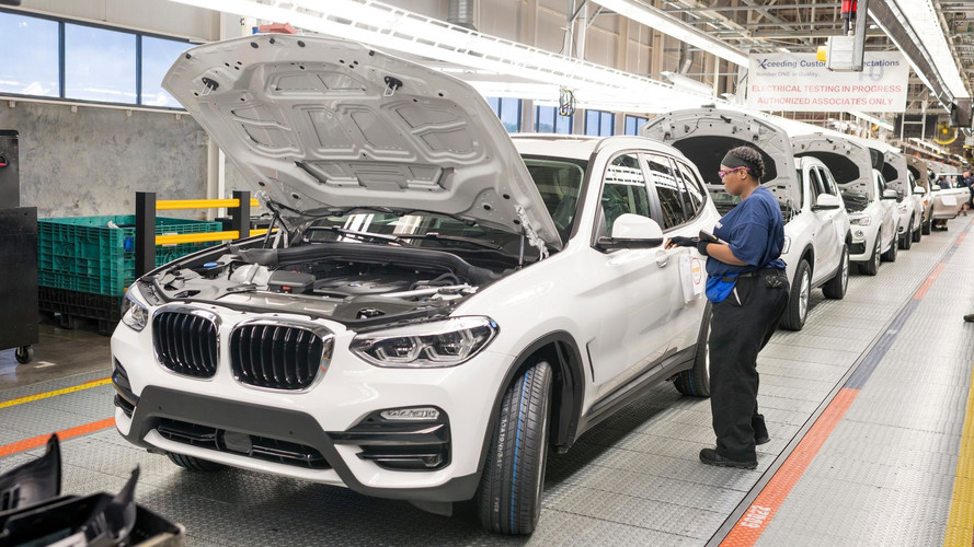 German car industry strikes spread to Audi and BMW