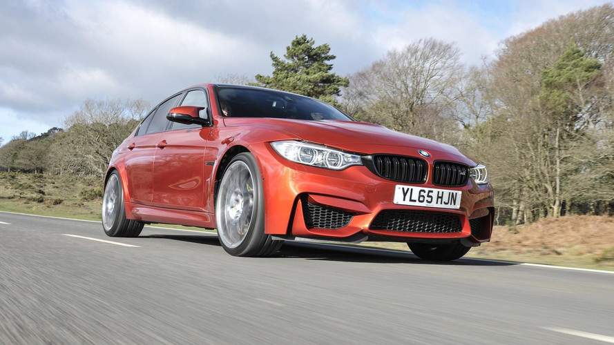 BMW To Ditch Carbon Fiber Driveshafts On M3, M4 As Of November