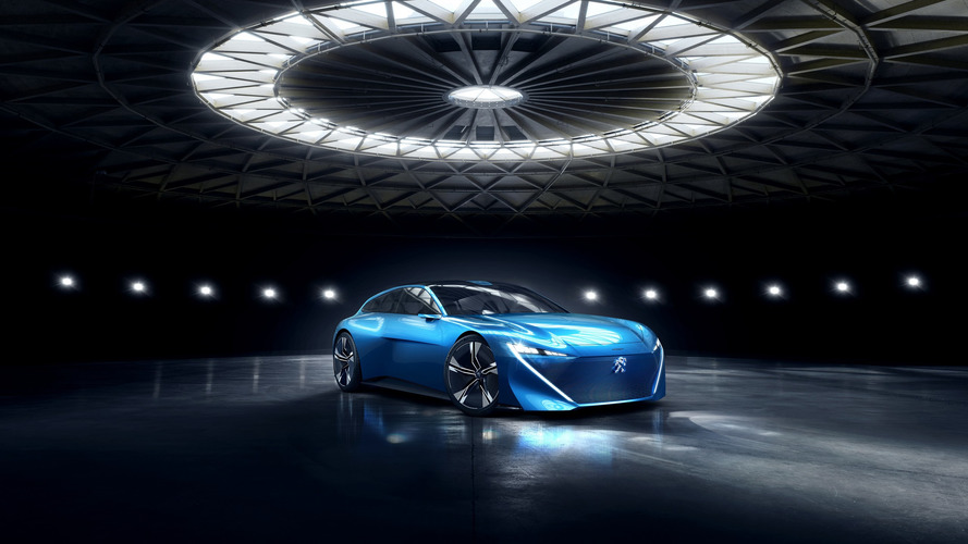 2017 Peugeot Instinct tanulmány