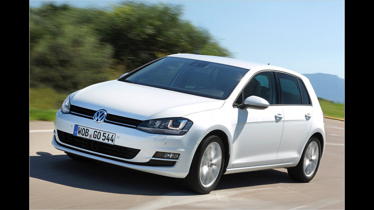 Der Understatement-Liebhaber: VW Golf